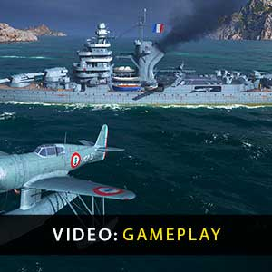 World of Warships Medium Starter Pack Gameplay Video