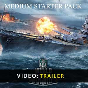 World of Warships Medium Starter Pack Digital Download Price Comparison