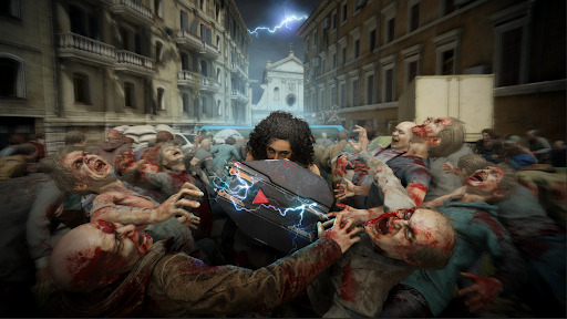 World War Z Aftermath Zombies