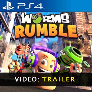 Worms Rumble Ps4 Video Trailer