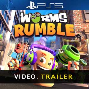 Worms Rumble PS5 Video Trailer