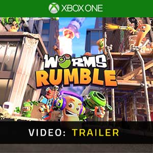 Worms Rumble Xbox One Video Trailer