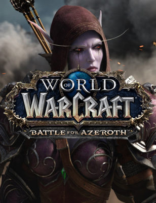 Dataminers Discover WOW Battle For Azeroth Story Details