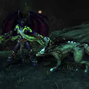World of Warcraft Legion Game Image