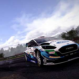 WRC 10 FIA World Rally Championship Ford Fiesta