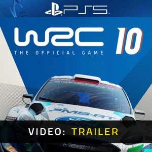 WRC 10 FIA World Rally Championship PS5 Video Trailer