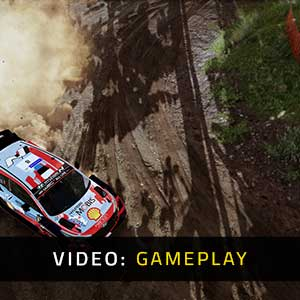 WRC 10 FIA World Rally Championship Gameplay Video