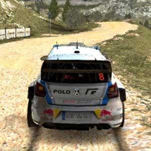 WRC 4 Mountains