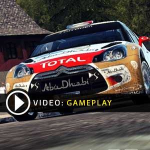 WRC 4 Gameplay Video