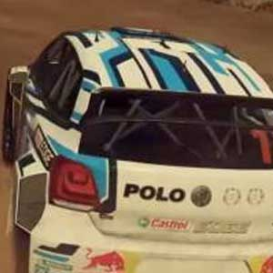 WRC 5 Race Car