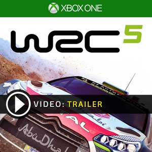WRC 5 Xbox One Prices Digital or Box Edition
