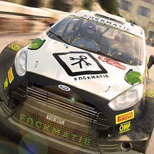Extreme motorsport racing