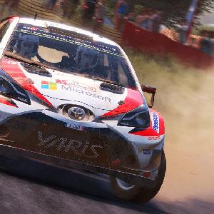 WRC 2017 cars