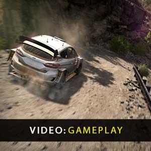 WRC 8 FIA World Rally Championship Gameplay Video