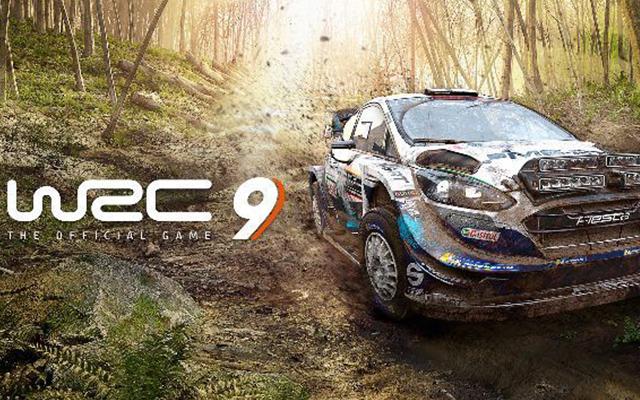 WRC 9 Ford Fiesta
