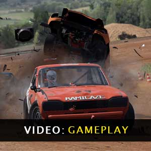 Wreckfest Gameplay Video