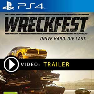 Wreckfest PS4 Prices Digital or Box Edition
