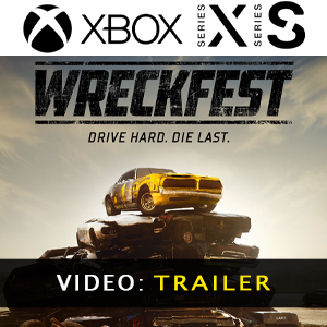 Wreckfest Trailer Video