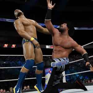 WWE 2K15 - Fight Scene