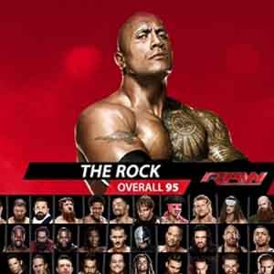 WWE 2K15 - Wrestler Selection