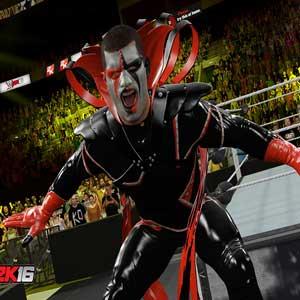 WWE 2K16 Stardust