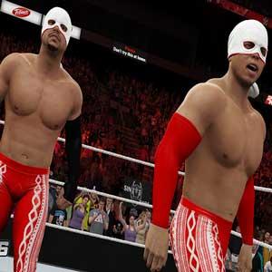 WWE 2K16 Los Matadores