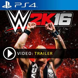 WWE 2K16 PS4 Prices Digital or Box Edition
