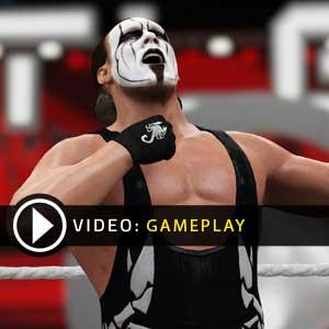 WWE 2K16 Gameplay Video