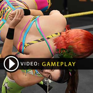 WWE 2K17 Gameplay Video