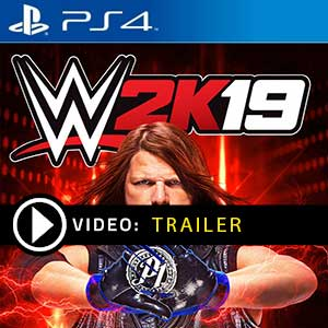WWE 2K19 PS4 Prices Digital or Box Edition