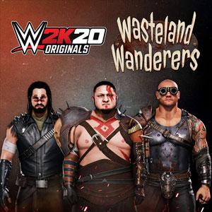 WWE 2K20 Originals Wasteland Wanderers