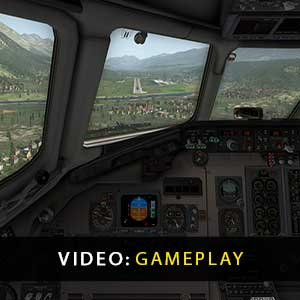 X-Plane 11 Gameplay Video