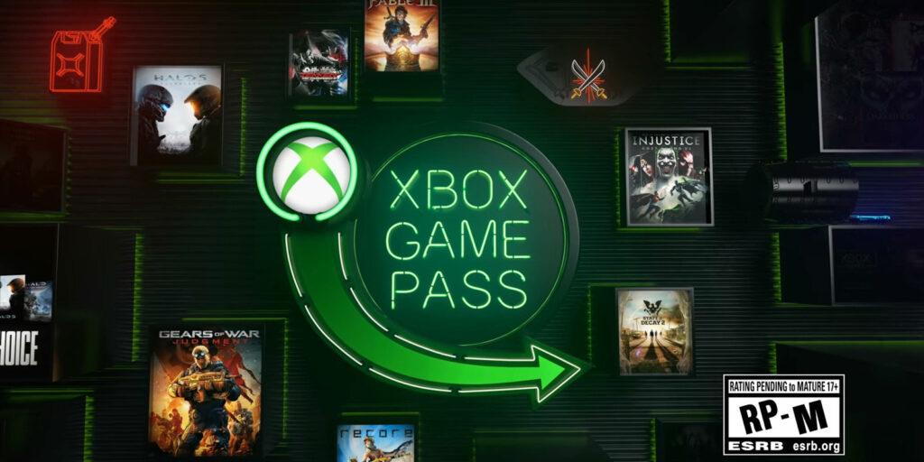 Xbox Game Pass Banner