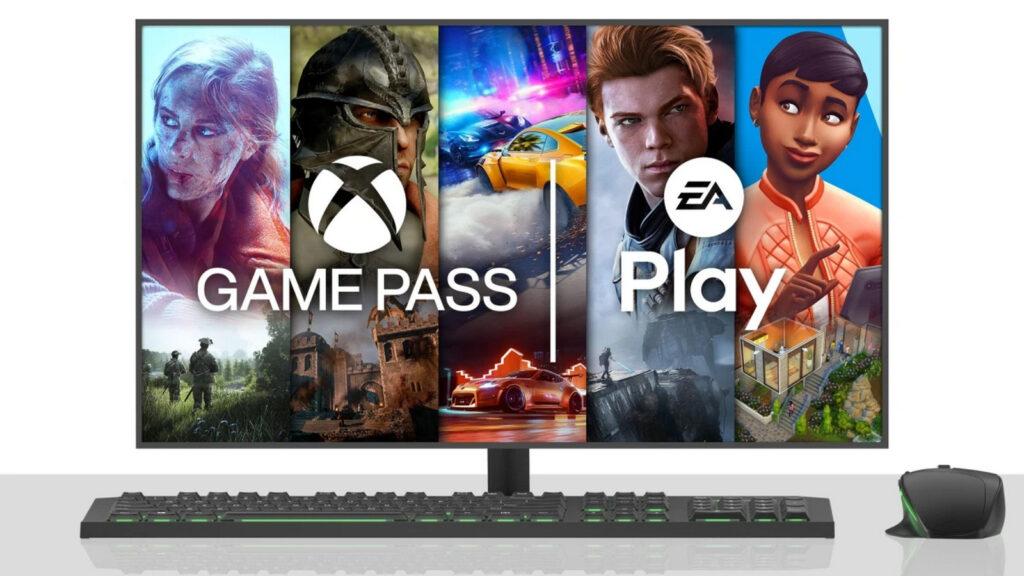 Xbox Game Pass EA Play