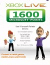Buy Gamecard Xbox Live 1600 Points Microsoft US price best deal