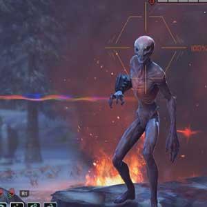 Turn-based alien invasion