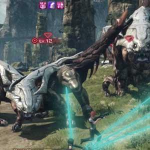 Xenoblade Chronicles X Nintendo Wii U Battle