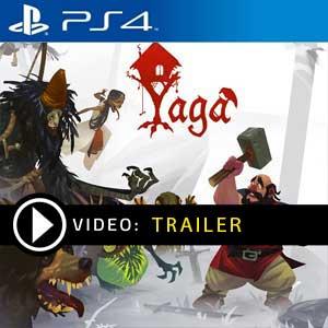 Yaga PS4 Prices Digital or Box Edition