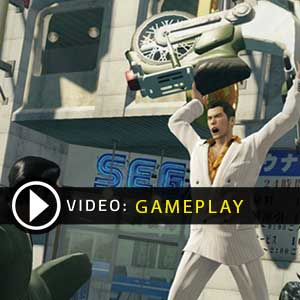 Yakuza 0 Gameplay Video