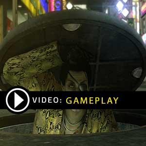 Yakuza Kiwami Gameplay Video