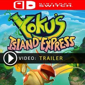 Yokus Island Express Nintendo Switch Prices Digital or Box Edition
