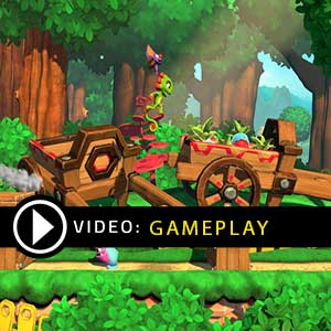 Yooka Laylee and the Impossible Lair Gameplay Video