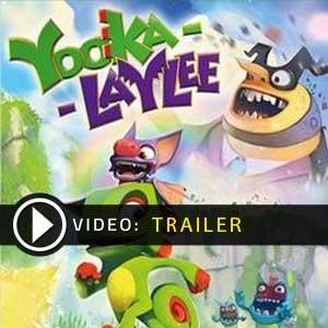 Yooka-Laylee Digital Download Price Comparison