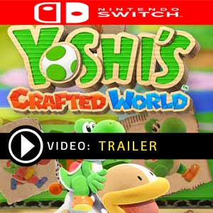 Yoshi's Crafted World Nintendo Switch Prices Digital or Box Edition