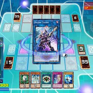 Yu-Gi-Oh! Legacy of the Duelist Link Evolution - Decode Talker