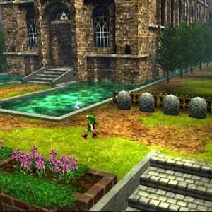 Zelda Ocarina of Time 3D Nintendo 3DS Ranger