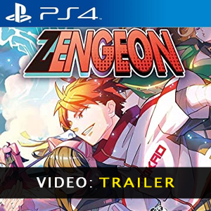 Zengeon Ps4 Video Trailer