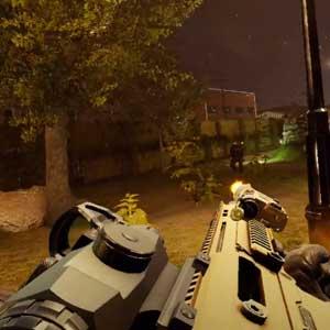 Zero Caliber VR realistic gunplay