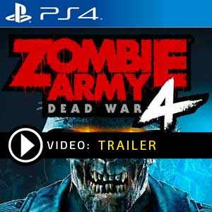 Zombie Army 4 Dead War PS4 Prices Digital or Box Edition