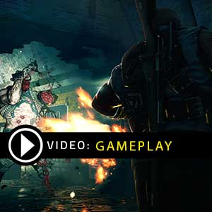 Zombie Army 4 Dead War Gameplay Video